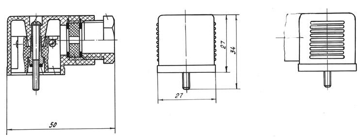 Разъём штепсельный (29.79kb)